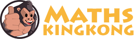 Maths KingKong Logo